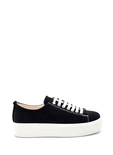 Derimod Kadın Ayakkabı(Bn-30124-Drm) Casual Siyah